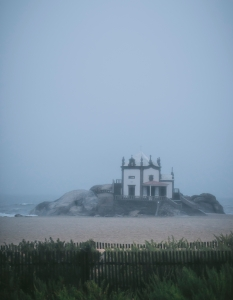 church in fog (1 of 1)
